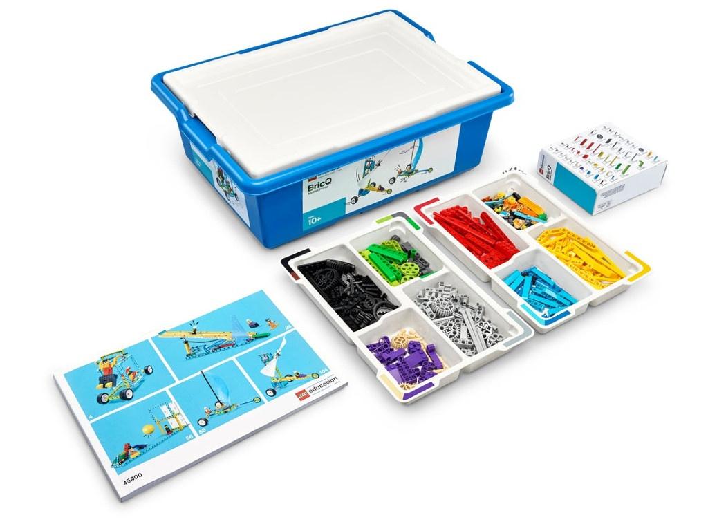 Конструктор Lego Education BricQ Motion V29 45400
