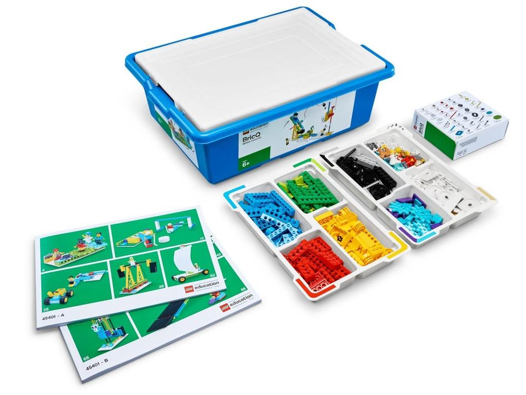 Конструктор Lego Education BricQ Motion V29 45401
