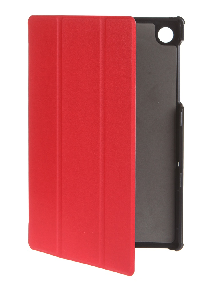 Чехол Red Line для Lenovo Tab M10 Plus FHD Red УТ000022979