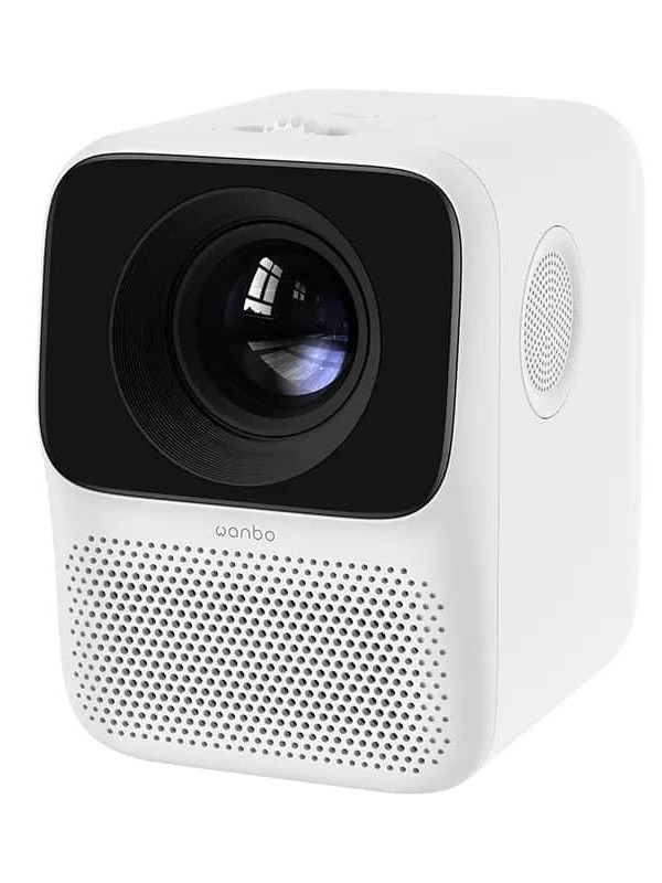 Фото - Проектор Xiaomi Wanbo Projector T2 проектор xiaomi mi smart projector 2 pro бело серый wi fi [bhr4884gl]