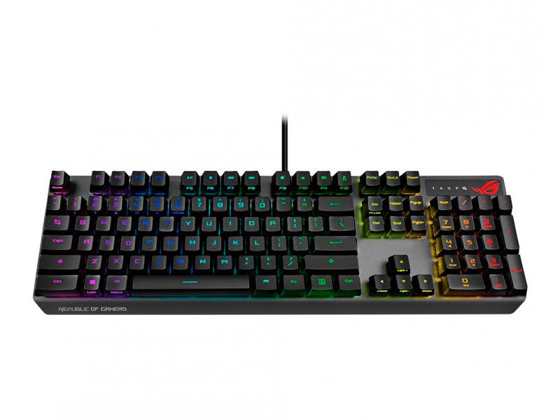 Клавиатура ASUS ROG Strix Scope RX 90MP0240-BKRA00
