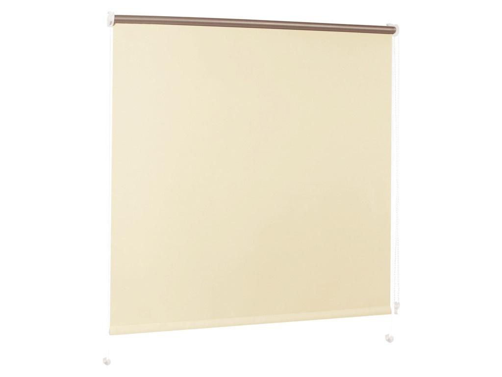 Штора рулонная Brabix 50x175cm Cream-Silver 606005