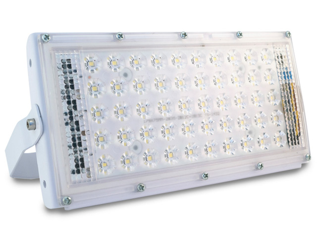 Прожектор Красная цена Red 30W 2400Lm 6500K IP65 FLC-130-6K