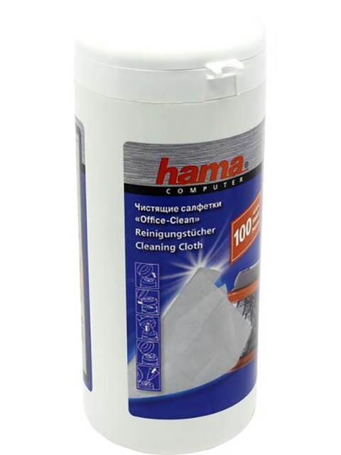 Салфетки влажные Hama 100шт R1084185