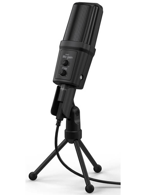 Микрофон Hama Stream 700 HD Black 00186019