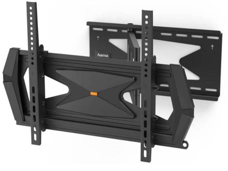 Кронштейн Hama Fullmotion Professional (до 40кг) Black 00118072