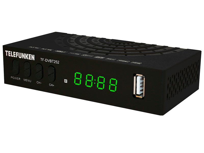 Telefunken TF-DVBT252