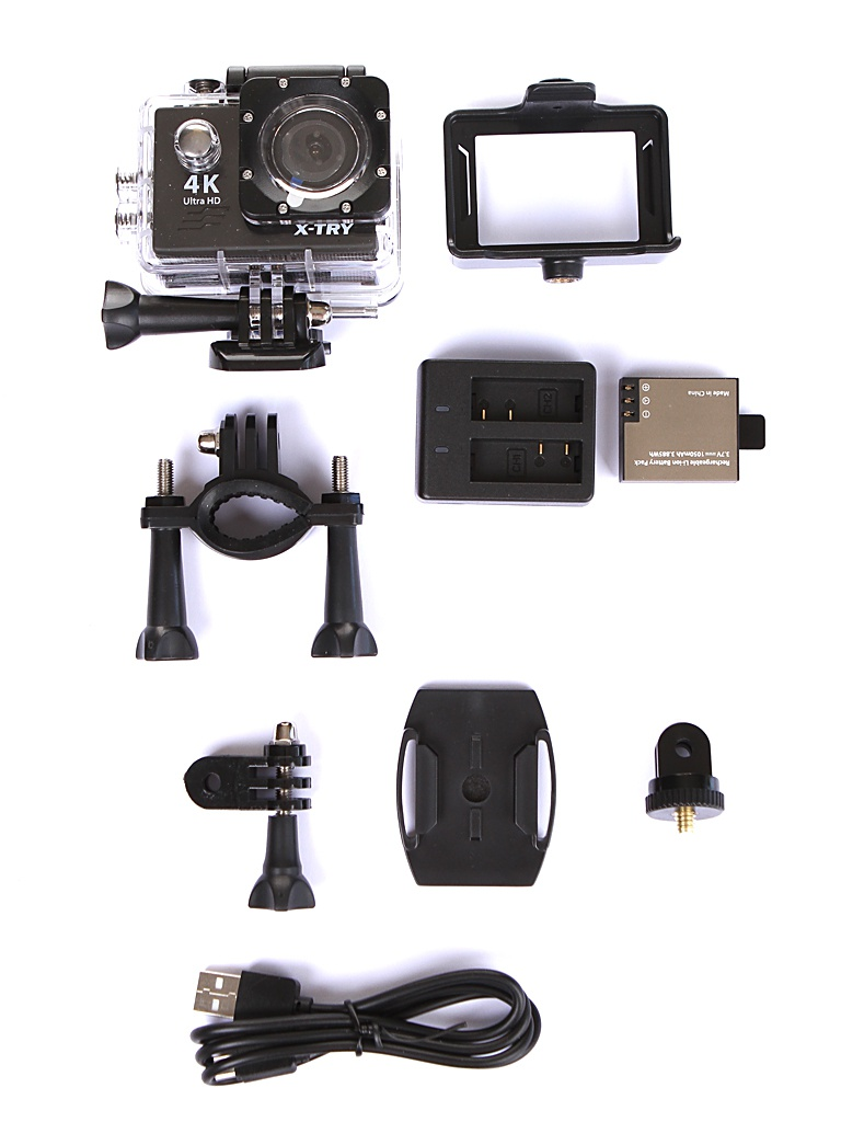 Экшн-камера X-TRY XTC177 Neo 4K Wi-Fi