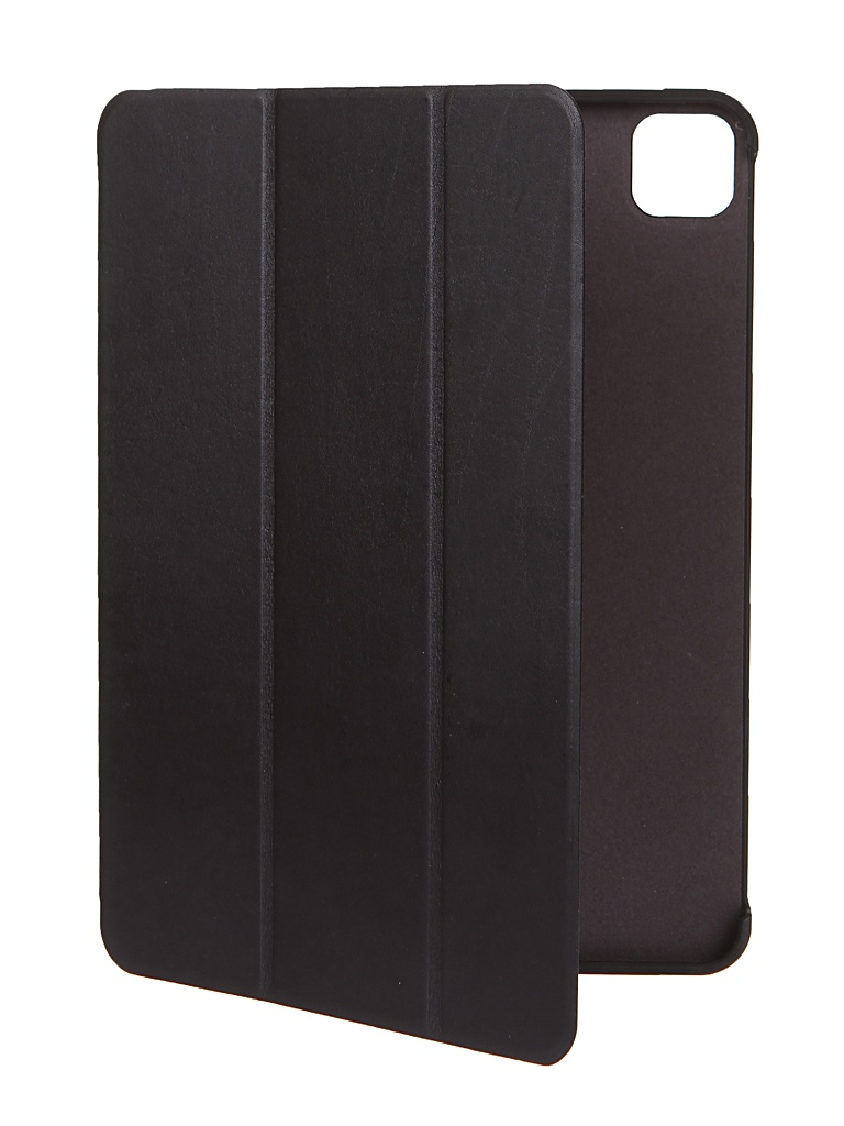 Чехол Nomad для APPLE iPad Pro 11 2nd Gen Rugged Folio Genuine Leather Black NM2IB10H00