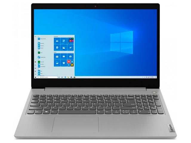 Ноутбук Lenovo IdeaPad 3 81WE01H0RU (Intel Core i3-1005G1 1.2Ghz/4096Mb/1000Gb HDD/GeForce MX330 2048Mb/Wi-Fi/Bluetooth/Cam/15.6/1920x1080/Windows 10 64-bit)