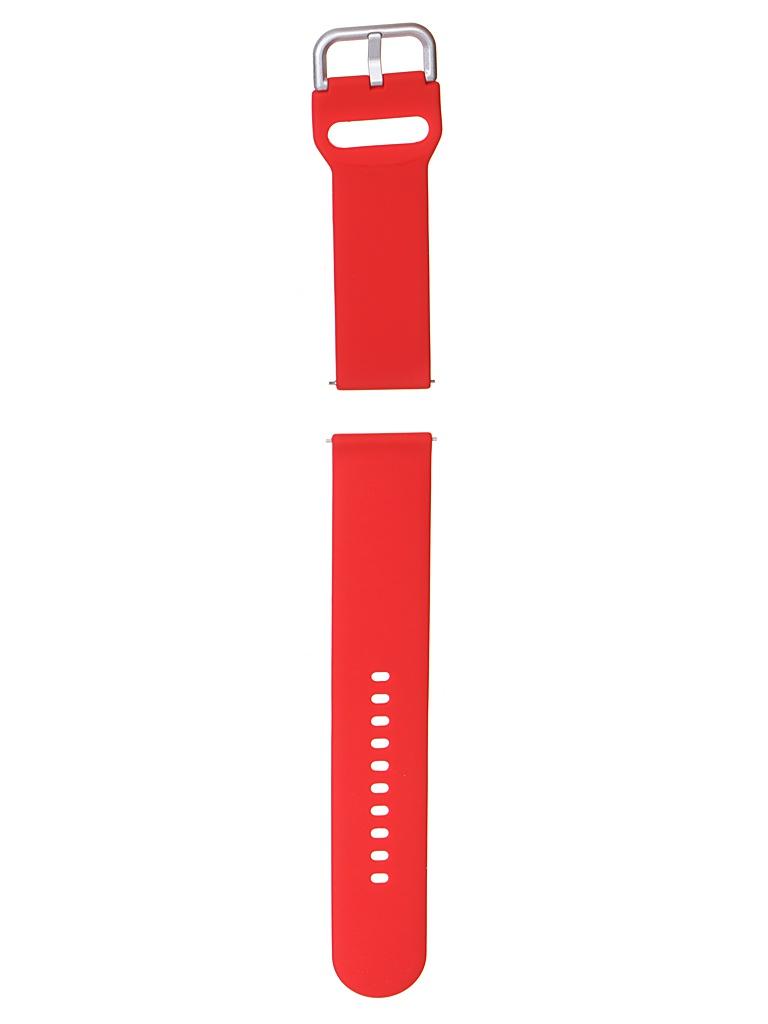 Аксессуар Универсальный ремешок Red Line 22mm Silicone УТ000025252