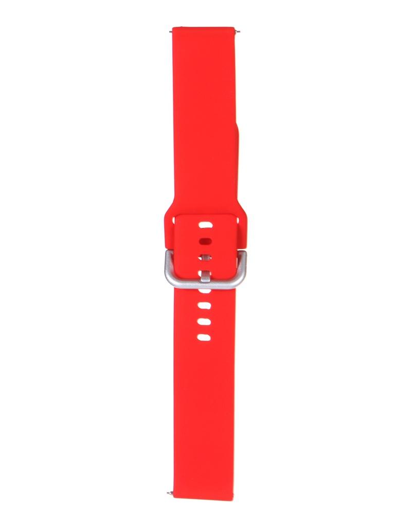 Аксессуар Универсальный ремешок Red Line 20mm Silicone УТ000025251