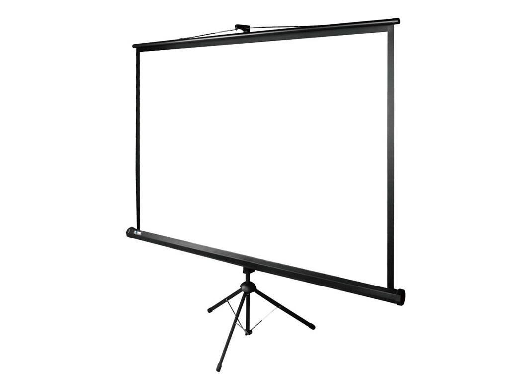 Фото - Экран Cactus TriExpert 200x200cm 1:1 CS-PSTE-200x200-BK экран cactus triexpert 180x135cm 4 3 cs pste 180x135 bk