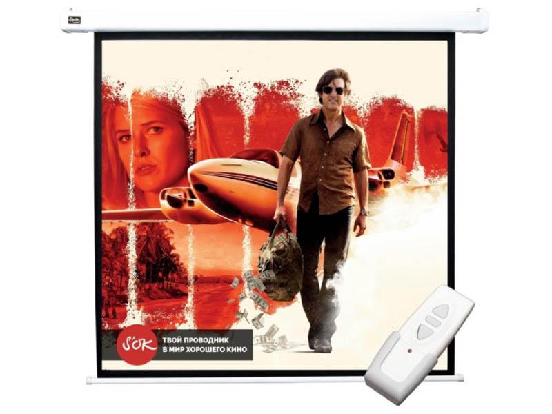 Фото - Экран Sakura Cinema S-OK 180x180cm 1:1 SCPSM-180x180FG Pro экран sakura cinema s ok 183x183cm 1 1 scpsm 183x183 gr