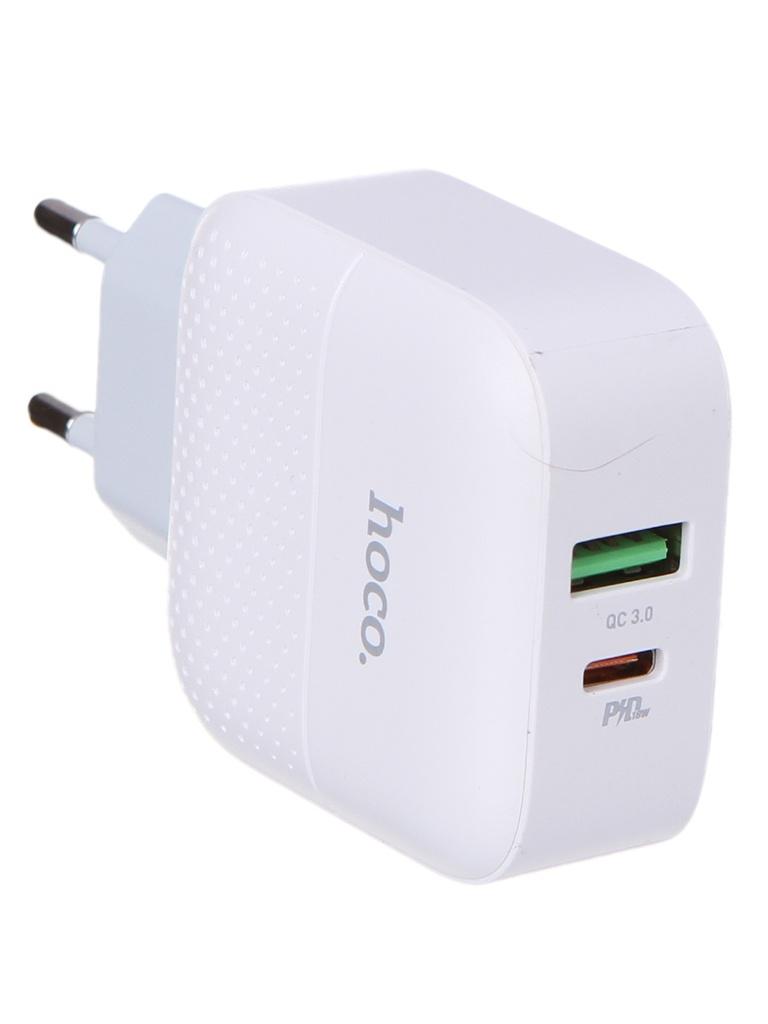 Зарядное устройство Hoco RC6 White