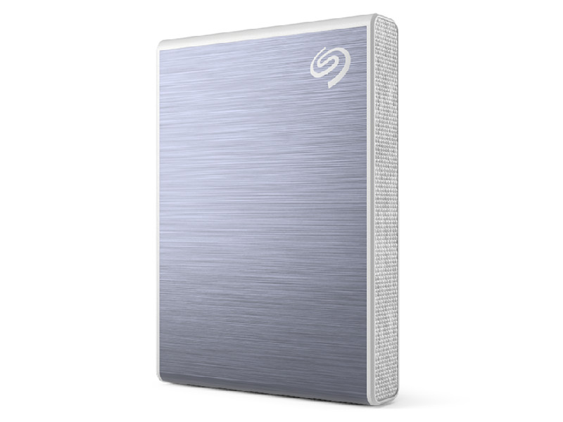 Фото - Твердотельный накопитель Seagate One Touch 1Tb Blue STKG1000402 жесткий диск seagate one touch ssd 1tb black stje1000400