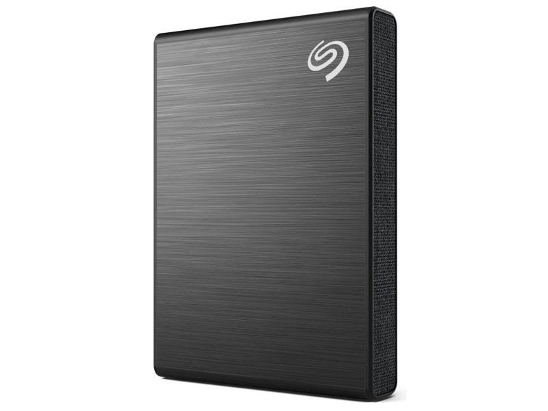 Фото - Твердотельный накопитель Seagate One Touch 1Tb Black STKG1000400 жесткий диск seagate one touch ssd 1tb black stje1000400