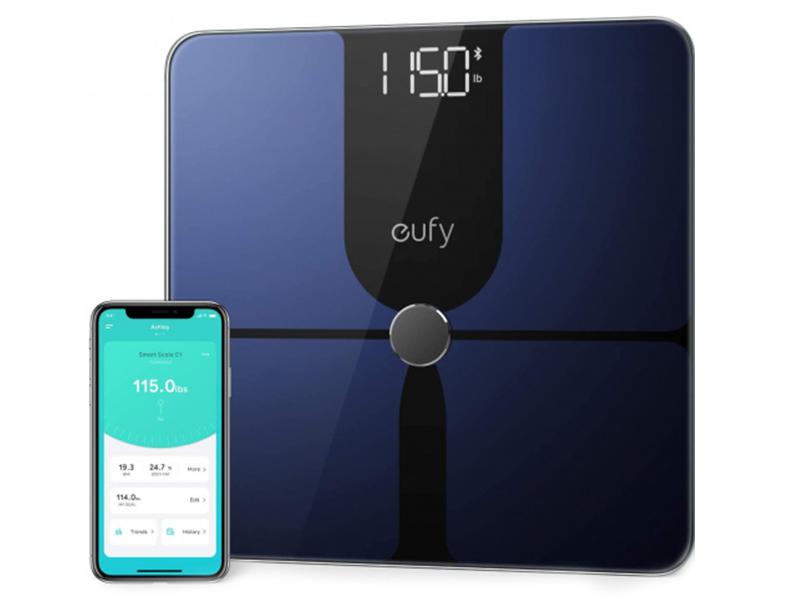 Весы напольные Anker Eufy Smart Scale P1 Black T9147H11