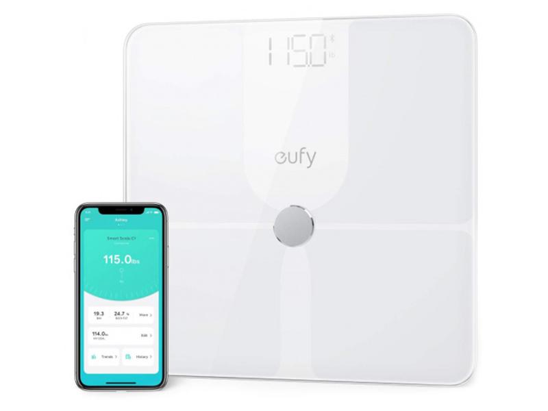 Весы напольные Anker Eufy Smart Scale P1 White T9147H21