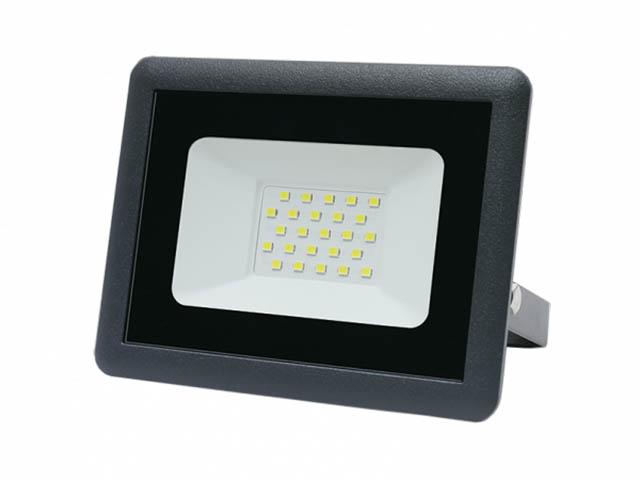 Прожектор Фaza СДО-10 20W 230V IP65 6500K GR