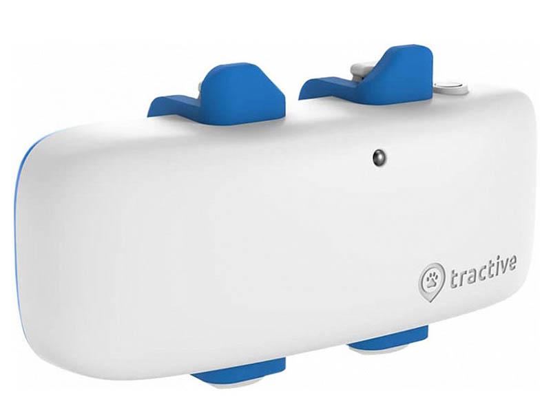 GPS-трекер Tractive Dog 4 LTE White TRNJAWH