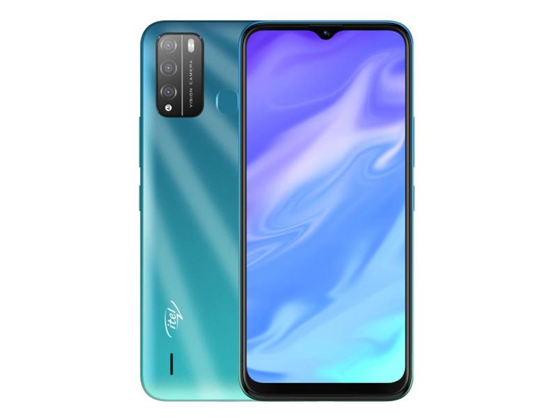 Сотовый телефон itel Vision 1 Pro DS 2/32Gb Cosmic Shine