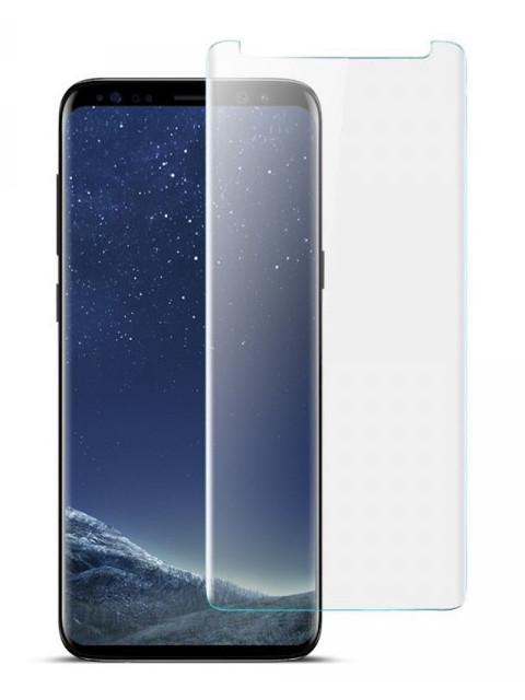 Гидрогелевая пленка LuxCase для Samsung Galaxy S9 Front 0.14mm Transparent 86067