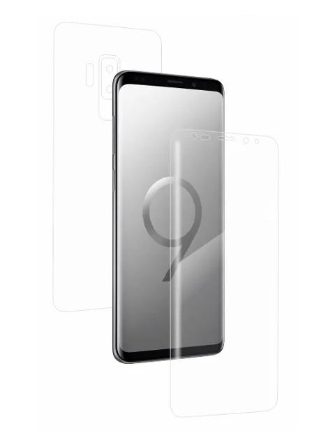 Гидрогелевая пленка LuxCase для Samsung Galaxy S9 Plus Front and Back 0.14mm Transparent 86063