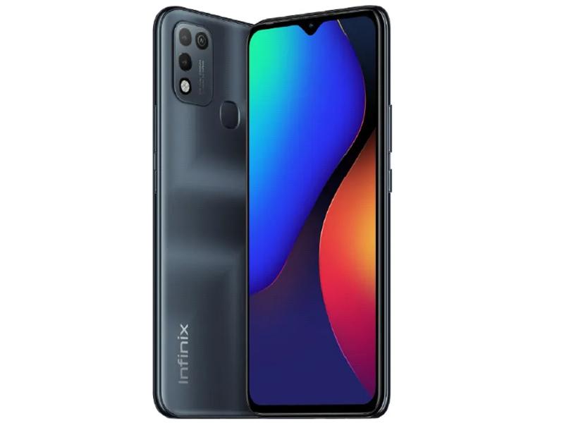 Сотовый телефон Infinix Hot 10 Play 4/64Gb Obsidian Black