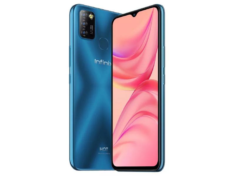 Сотовый телефон Infinix Hot 10 Lite 2/32Gb Ocean Wave
