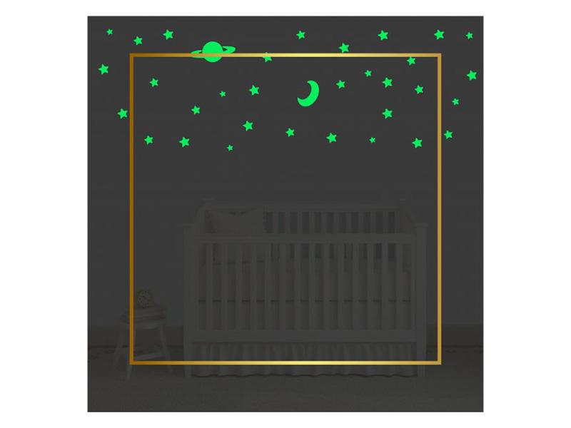 Наклейка Светящаяся наклейка Люми-Зуми Звездное небо А5 ННН-ЛЗ