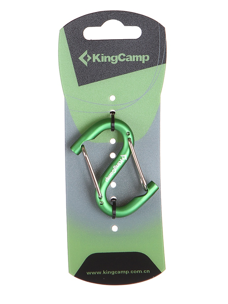 Брелок KingCamp S-Shape Wire Pole 8018