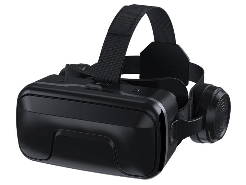 Фото - Очки виртуальной реальности Ritmix RVR-400 Black очки виртуальной реальности smarterra vr
