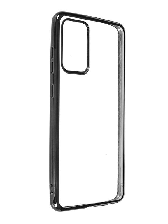 Чехол Activ для Samsung SM-A725 Galaxy A72 Pilot Black 126521