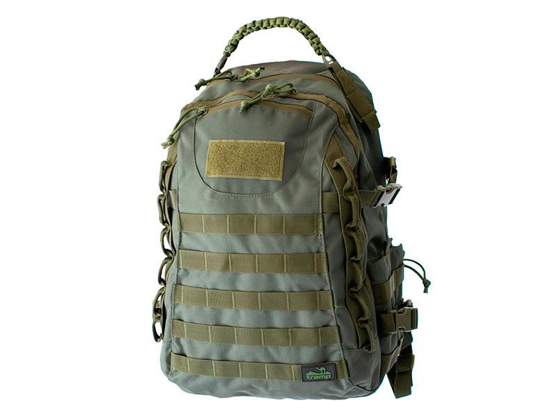 Рюкзак Tramp Tactical 40L Olive Green TRP-043