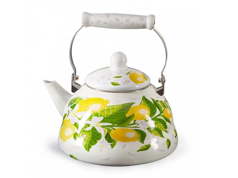 Чайник Metalloni Лимоны EM-301X1/62 3L