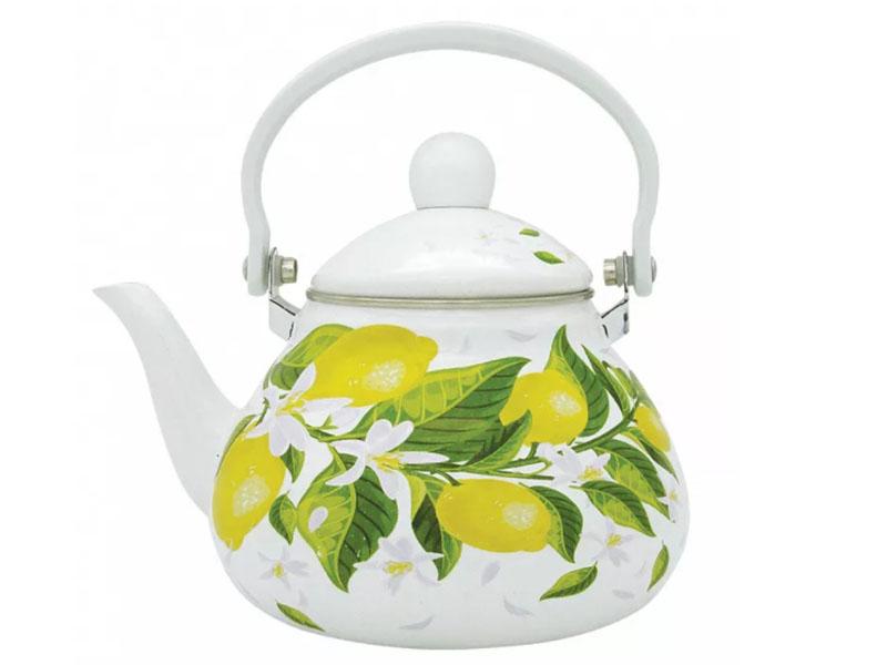 Чайник Metalloni Лимоны EM-131X1/62 1.3L