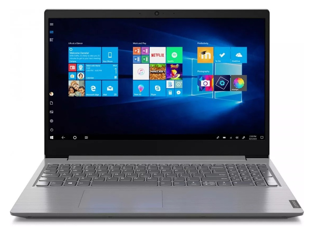 Ноутбук Lenovo V15-IIL 82C500PPRU (Intel Core i3-1005G1 1.2 GHz/4096Mb/128Gb SSD/Intel UHD Graphics/Wi-Fi/Bluetooth/Cam/15.6/1920x1080/ Windows 10) ноутбук lenovo v17 iil intel core i3 1005g1 1200mhz 17 3 1920x1080 8gb 256gb ssd dvd нет intel uhd graphics wi fi bluetooth dos 82gx007qru iron grey