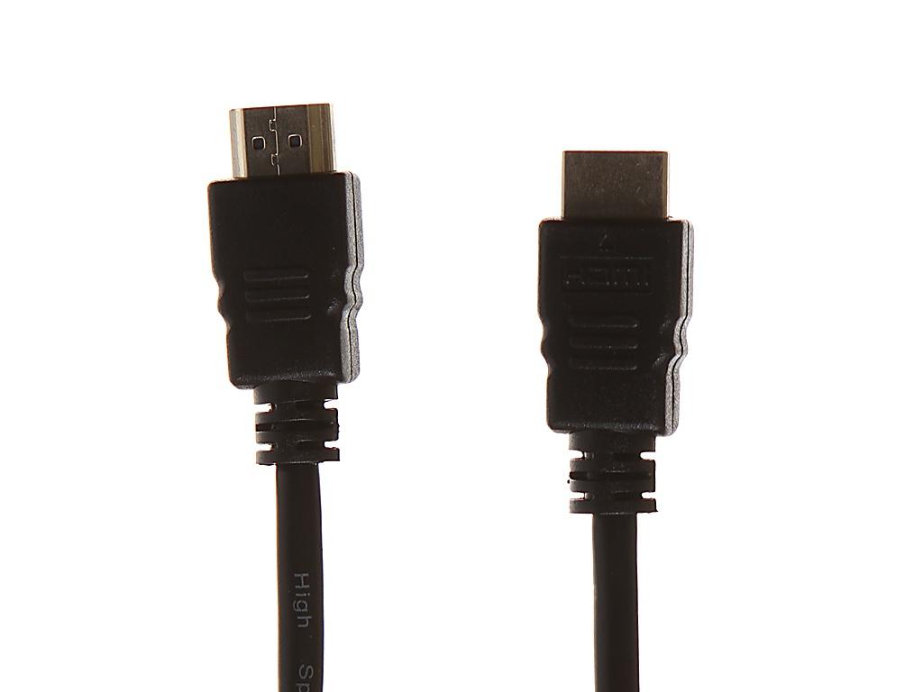 Аксессуар Гарнизон HDMI - v1.4 M/M 1.5m Black GCC-HDMI-1.5M