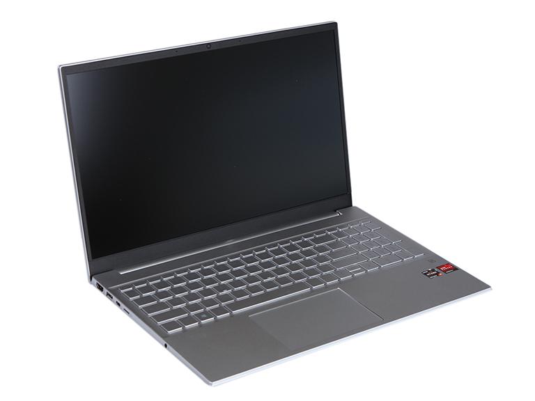 Ноутбук HP Pavilion 15-eh1013ur 3E4G2EA (AMD Ryzen 3 5300U 2.6GHz/8192Mb/512Gb SSD/AMD Radeon Graphics/Wi-Fi/Cam/15.6/1920x1080/DOS)