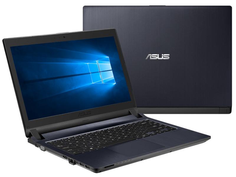 Ноутбук ASUS Pro P1440FA-FQ3042T 90NX0212-M42070 (Intel Core i3-10110U 2.1GHz/4096Mb/1Tb/Intel UHD Graphics/Wi-Fi/14.0/1366x768/Windows 10 64-bit)
