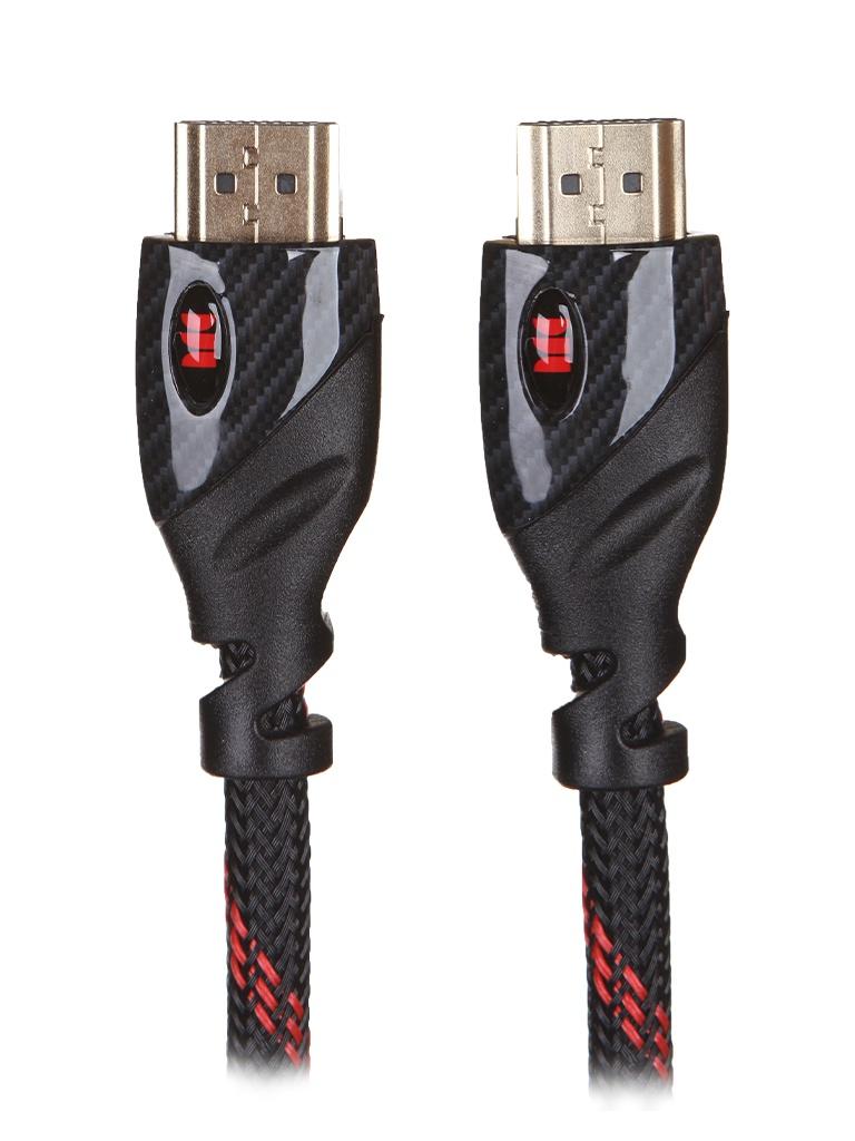 Аксессуар Monster HDMI 19M Black Platinum 1.8m MHV1-1006-CAN