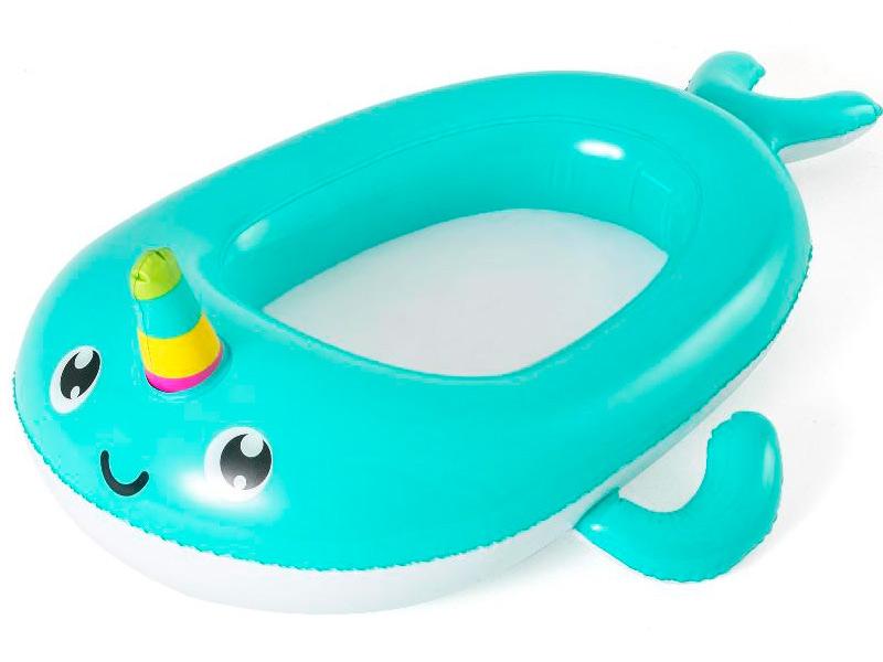 Надувная игрушка BestWay Нарвал 118х89cm 34120