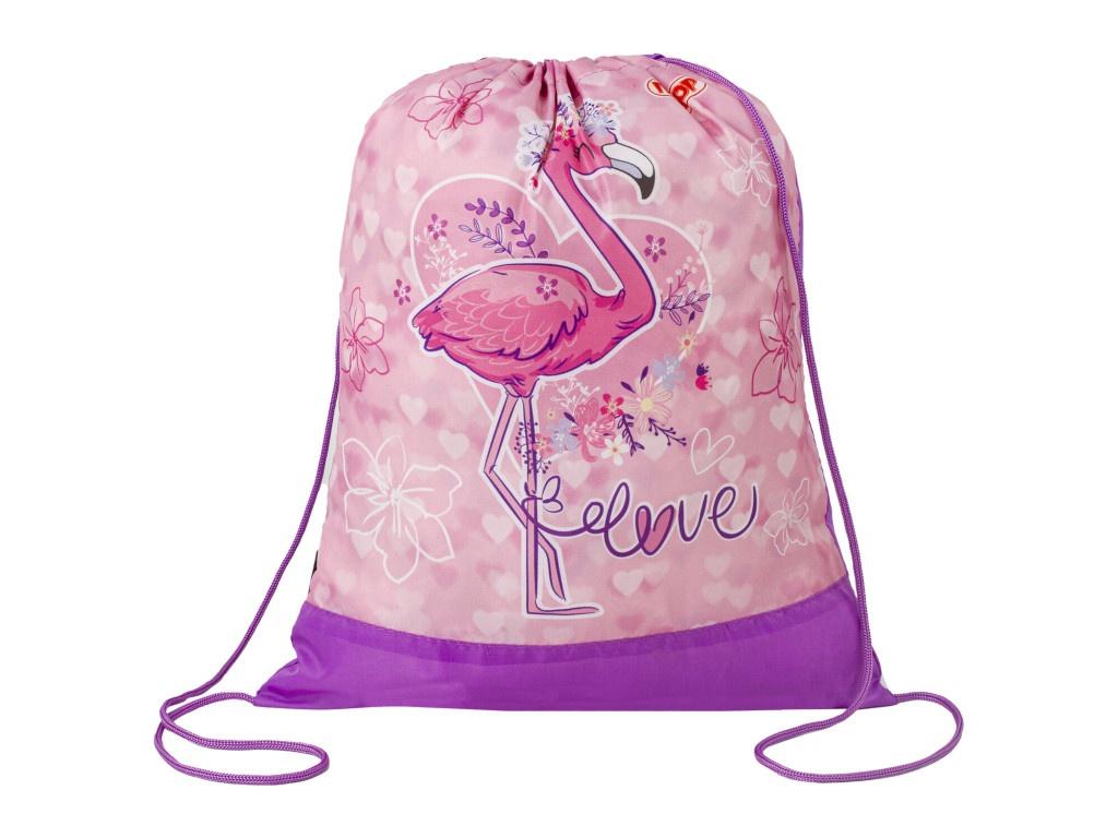 Мешок для обуви Пифагор Cute Flamingo 420x340mm 270184