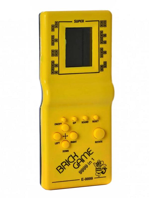 Игровая приставка Activ TT Yellow 130725