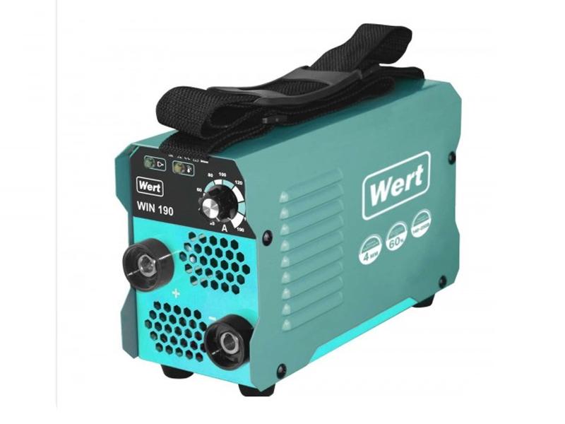 Сварочный аппарат Wert WIN 190