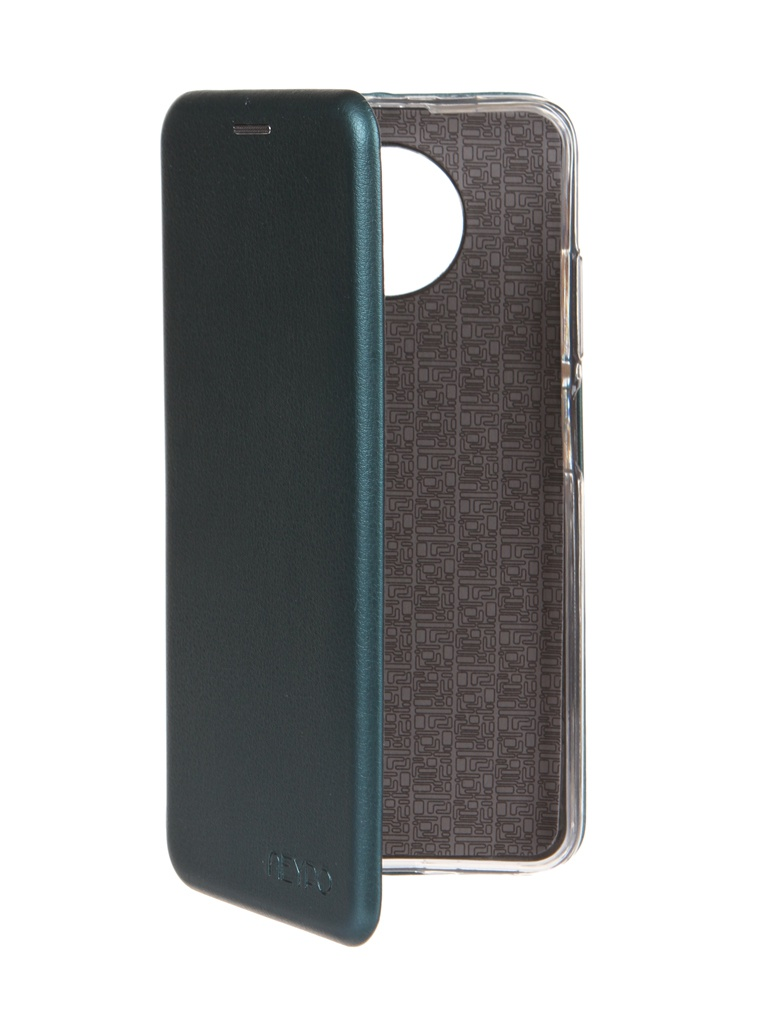 Чехол Neypo для Xiaomi Redmi Note 9T Premium Green NSB21757