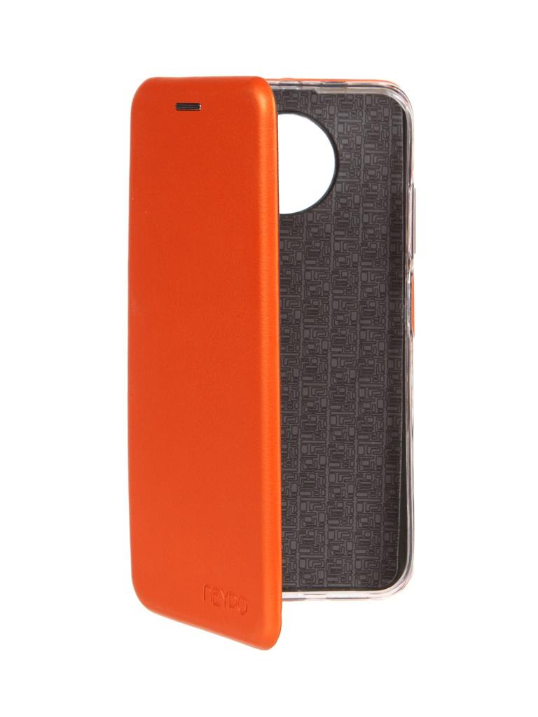 Чехол Neypo для Xiaomi Redmi Note 9T Premium Orange NSB21832