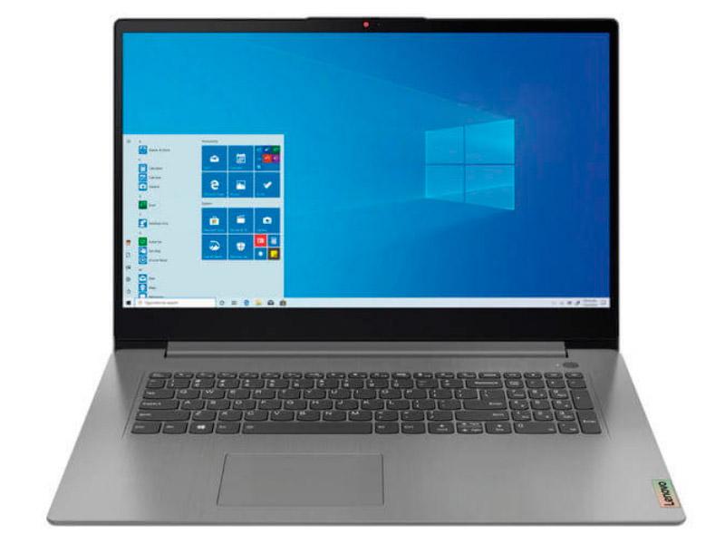 Ноутбук Lenovo IdeaPad 3 17ITL6 82H9003HRK (Intel Core i5 1135G7 2.4Ghz/8192Mb/256Gb SSD/Intel Iris Xe Graphics/Wi-Fi/Bluetooth/Cam/17.3/1920x1080/DOS) ноутбук lenovo thinkbook 15 g2 20ve0055ru intel core i5 1135g7 2 4ghz 8192mb 256gb ssd intel iris xe graphics wi fi bluetooth cam 15 6 1920x1080 no os