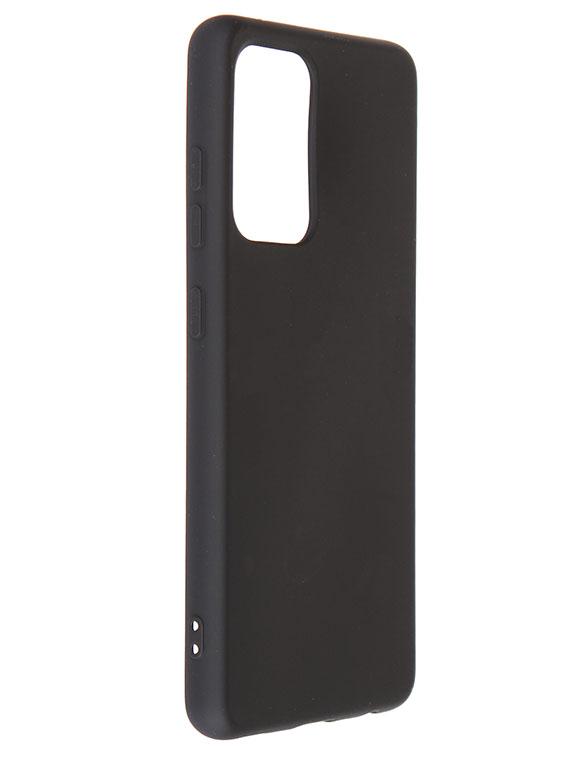 Чехол Neypo для Samsung Galaxy A52 2021 2.0mm Silicone Black NSC22058 чехол neypo для samsung a51 2020 silicone case black nsc16312